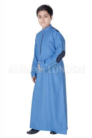 Occasion wear Designer Pocket Boys Thobe-10028