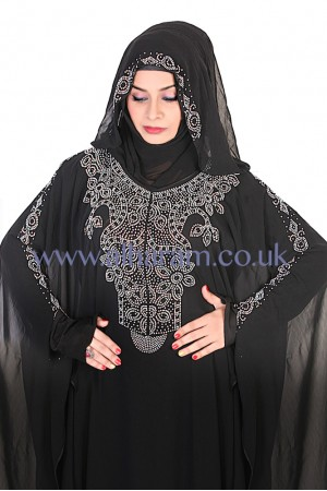 Nida abaya - 30022