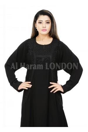 Evening Modest Abaya - 30276