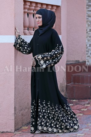 Designer Occasion wear Abaya - 30188