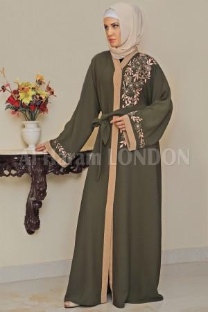 Classy Occasion wear Abaya 30196