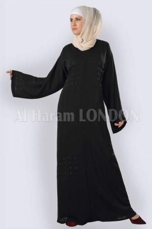 Beaded Night Abaya - 30250
