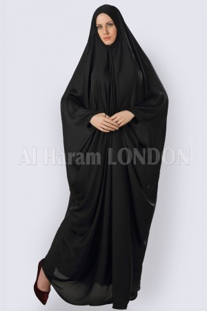 Classic Khimaar Nida Abaya - 30269