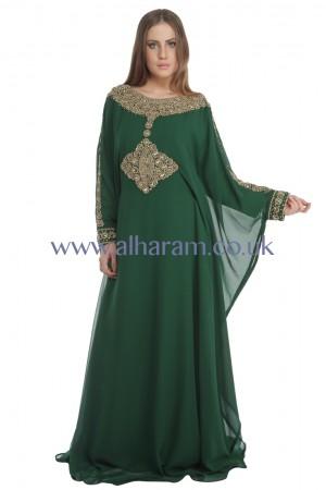 Belt Gold Motif Farasha Kaftan-40044