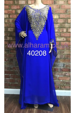 Arabic Party Farasha Kaftan-40208