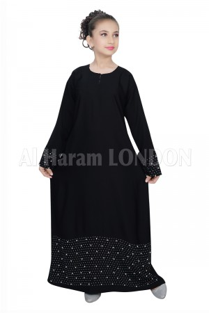 Designer Girls Abaya 70063