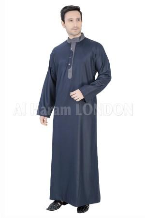 Standing collar Men's designer Thoube-90005
