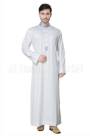 Crystal White Men's designer Thoube-90023