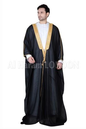 Men's Designer Overcoat Thoube-90041