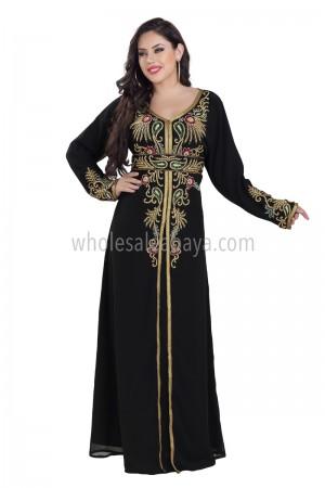 Designer Farasha Kaftan 40242
