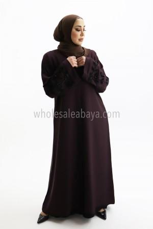 Designer Handwork Abaya 30408