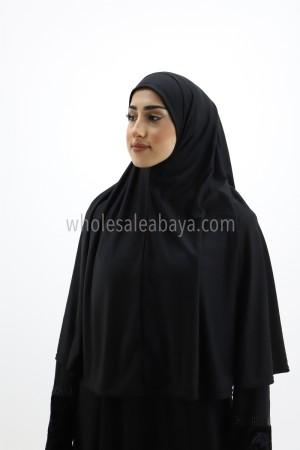 Prayer Hijab With Sleeve 50029