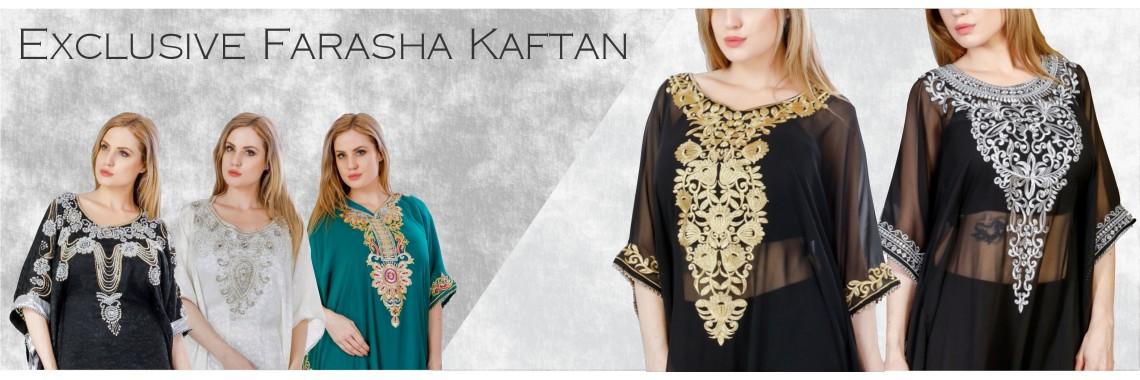 Womens Farasha Kaftan