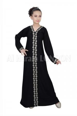 Designer Girls Abaya 70071